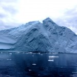 An Iceberg in Disko Bay, Greenland