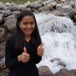 Waterfall Spotted in Auyuittuq National Park