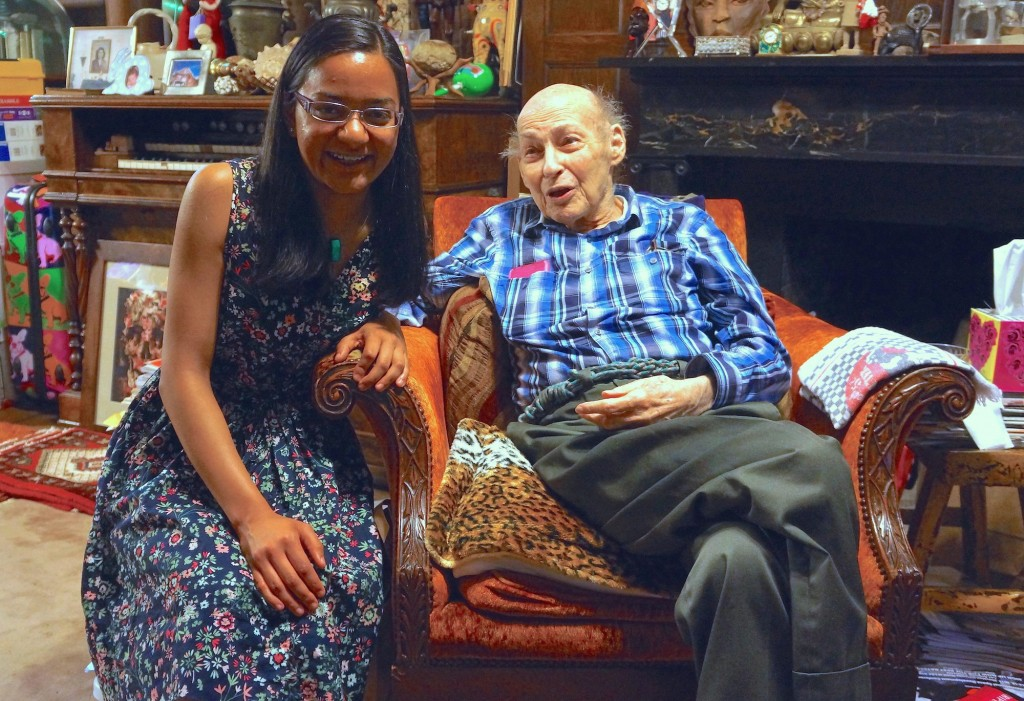 A Meeting with Marvin Minsky