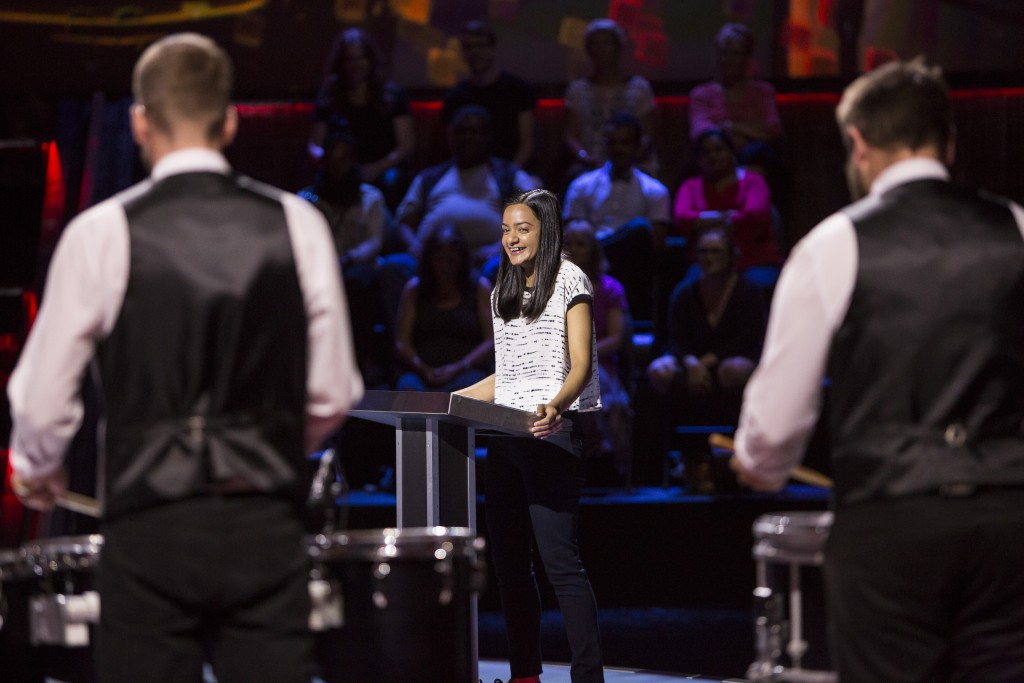 Catch me on Canada's Smartest Person on Oct. 4 at 8PM on the CBC