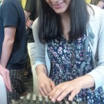 Encrypting a message on an original Enigma machine (24 Jul)