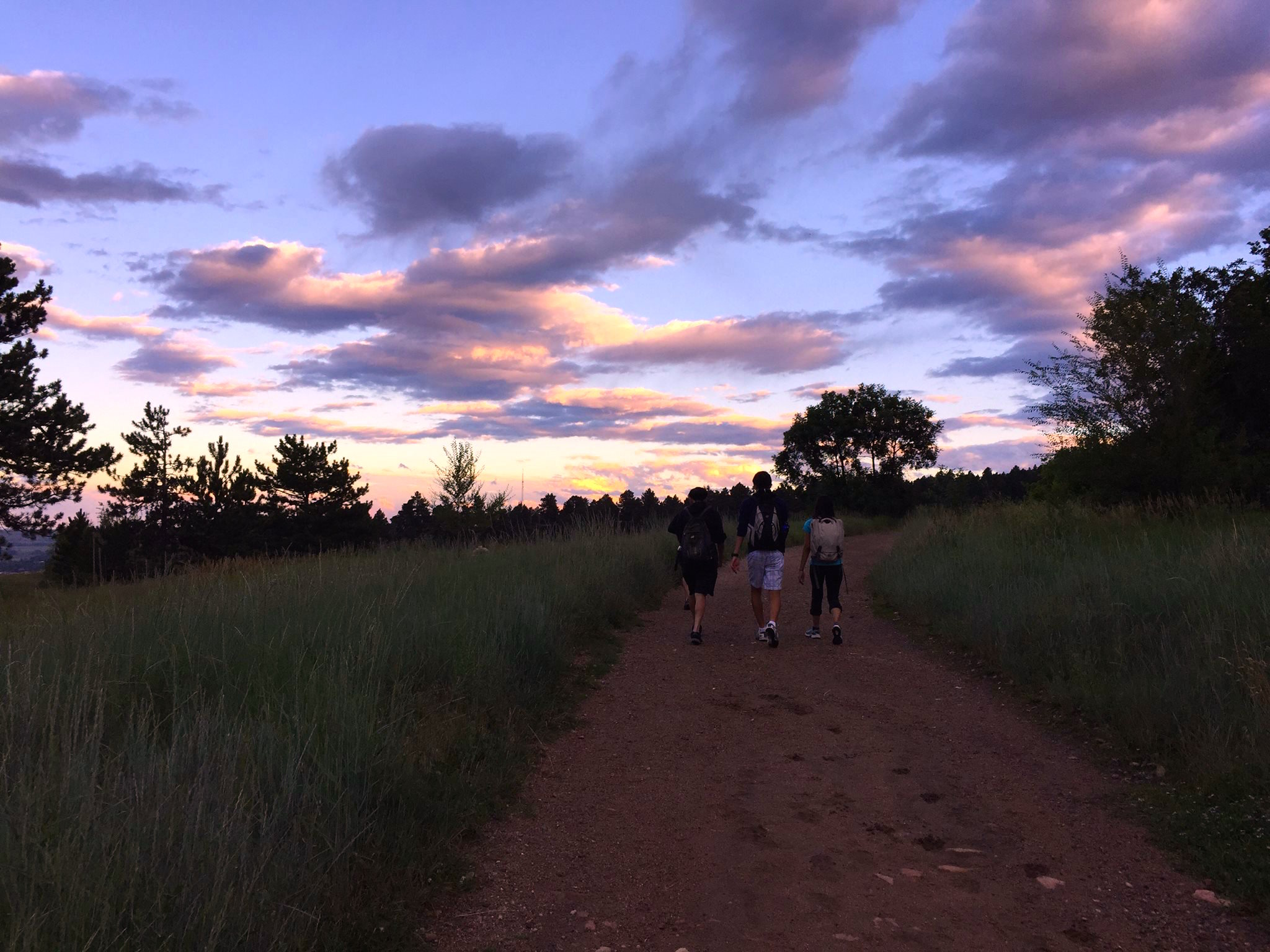 A hike in Boulder (27 Jul)