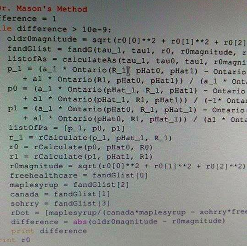 "OD Day 3: It is just prior to 2am. While I have made some progress, more notable was the prank Pranav played on me in which he did a few variable changes in my program, replacing some vectors and lists with ""freehealthcare"", ""maplesyrup"", ""sohrry"", and several others! (31 Jul)"