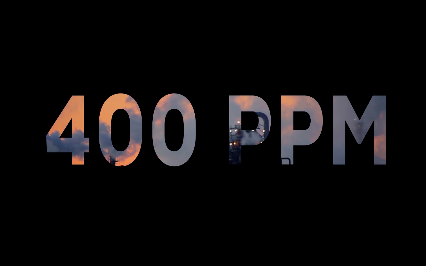 400 PPM Documentary Released!